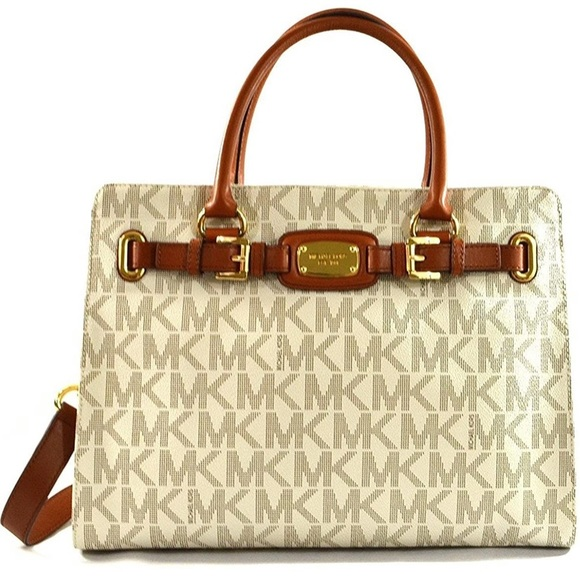 Michael Kors Handbags - Mk Large Hamilton